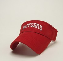 Rutgers Scarlet Knights Legacy Adjustable Visor