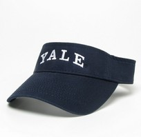 Yale Bulldogs Legacy Adjustable Visor