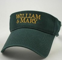 William and Mary Legacy Adjustable Visor