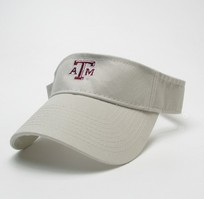 Texas A&M Aggies Legacy Adjustable Visor