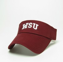 Washington State Cougars Legacy Adjustable Visor