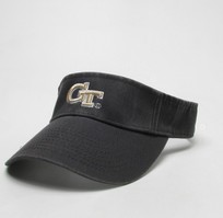 Georgia Tech Legacy Adjustable Visor