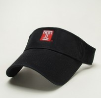 Temple Legacy Adjustable Visor