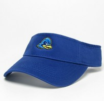 Delaware Blue Hens Legacy Adjustable Visor