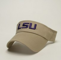 LSU Tigers Legacy Adjustable Visor