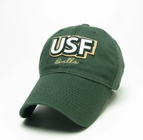 USF Bulls Legacy Adjustable Hat