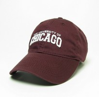 University of Chicago Legacy Womens Adjustable Hat