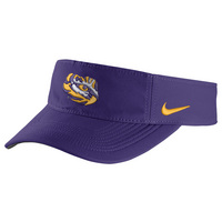 Nike LSU Dri Fit Training Visor