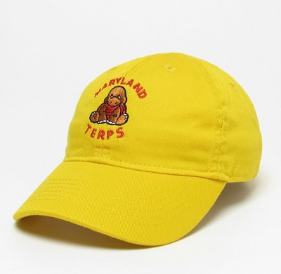 University of Maryland Legacy Toddler Adjustable Washed Twill Hat