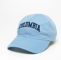 Columbia University Legacy Toddler Adjustable Washed Twill Hat