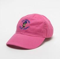 Delaware Blue Hens Legacy Toddler Adjustable Washed Twill Hat