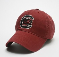 South Carolina Gamecocks Legacy Toddler Adjustable Washed Twill Hat