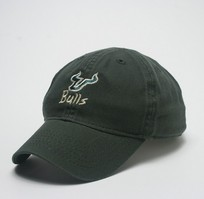 South Florida Bulls Legacy Toddler Adjustable Washed Twill Hat