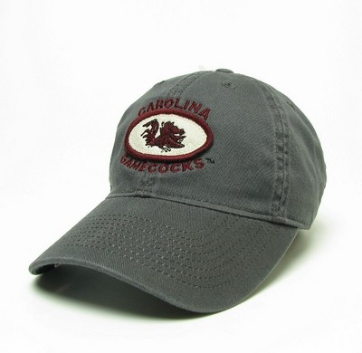 South Carolina Gamecocks Legacy Youth Adjustable Washed Twill Hat