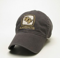 UCF Knights Legacy Youth Adjustable Washed Twill Hat