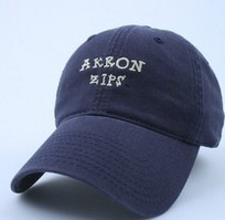 Legacy Youth Adjustable Washed Twill Akron Hat