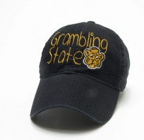 Grambling State Tigers Legacy Youth Adjustable Washed Twill Hat