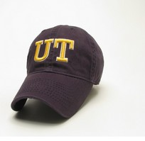 University of Toledo Legacy Youth Adjustable Washed Twill Hat