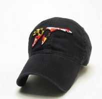 Legacy Youth Adjustable Washed Twill Hat