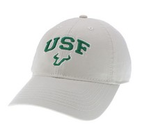 South Florida Bulls Legacy Youth Adjustable Washed Twill Hat