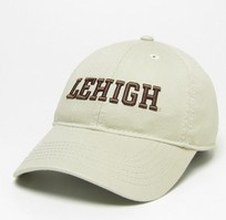 Lehigh Legacy Youth Adjustable Washed Twill Hat