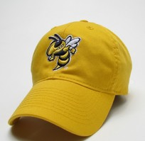 Georgia Tech Legacy Youth Adjustable Washed Twill Hat