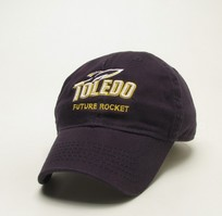 University of Toledo Legacy Toddler Adjustable Washed Twill Hat