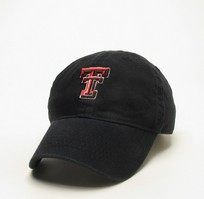Texas Tech Red Raiders Legacy Toddler Adjustable Washed Twill Hat