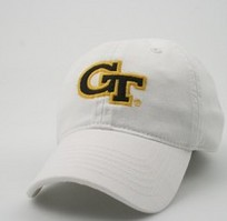 Georgia Tech Legacy Toddler Adjustable Washed Twill Hat