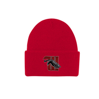 LogoFit North Pole Infant Cuff Hat