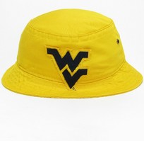 WVU Mountaineers Legacy Twill Bucket Hat