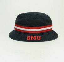 SMU Mustangs Legacy Twill Bucket Hat