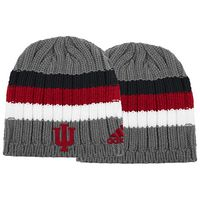 Adidas Striped Team Color Knit Hat