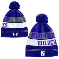 Under Armour Sideline Pom Beanie