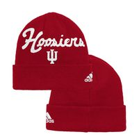 Team Name Script Knit Hat