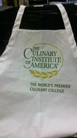 Logo Apron With Pockets