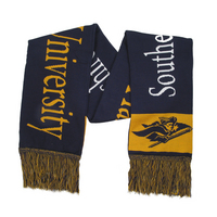 Logo Fit Blindside Knit Soccer Scarf.