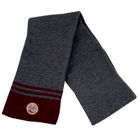 LogoFit Varsity Striped Scarf  Team