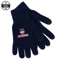 Logo Fit U Text Smart Touch Glove