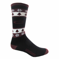 Ugly Holiday Sock