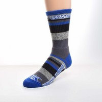 Mountain Stripe Sock