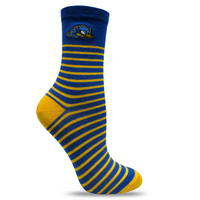 Delaware Blue Hens TopSox Women's Dress Sock