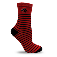 Northeastern Huskies TopSox Women's Dress Sock