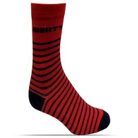 TopSox Womens Flames Dress Sock