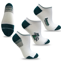 Topsox Assorted 3 Pack Socks