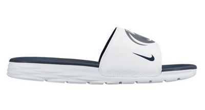 Mens Nike Benassi Solarsoft College Slide