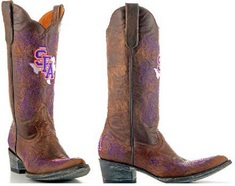 SFA Ladies 13 Inch Leather Cowboy Boot