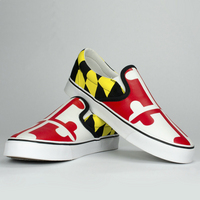 Row One Brands Maryland Flag Slip On