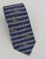 Global Neckwear Optical Tie