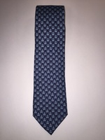 Columbia University Vineyard Vines Silk Tie